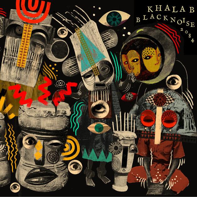 Black Noise 2084 by KHALAB