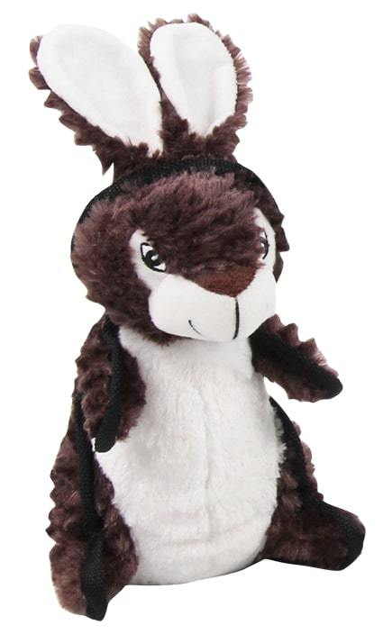 Pawise: Fluff & Tuff Toy - Squirrel image