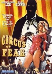 Circus Of Fear / Circus Of Horrors on DVD