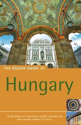 The Rough Guide to Hungary by Darren (Norm) Longley image