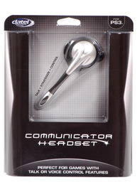 Datel Communicator Headset for PS3 image