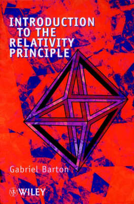 Introduction to the Relativity Principle by G. Barton image