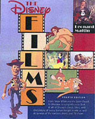 The Disney Films by Leonard Maltin image
