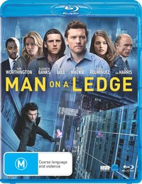 Man on a Ledge on Blu-ray