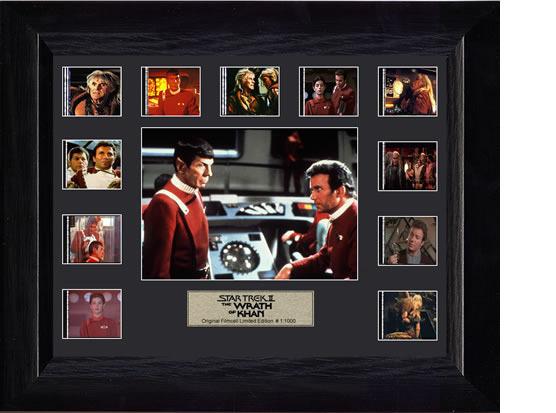 FilmCells: Mini-Montage Frame - Star Trek (Wrath of Khan)