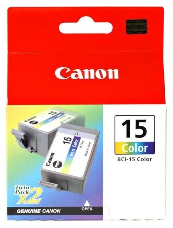 Canon Ink Cartridge BCI-15C Colour