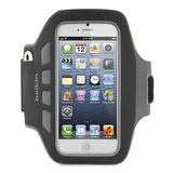 Belkin - iPhone 5 - Ease-Fit Plus Armband (Blackout)