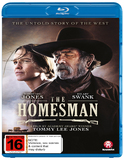 The Homesman on Blu-ray