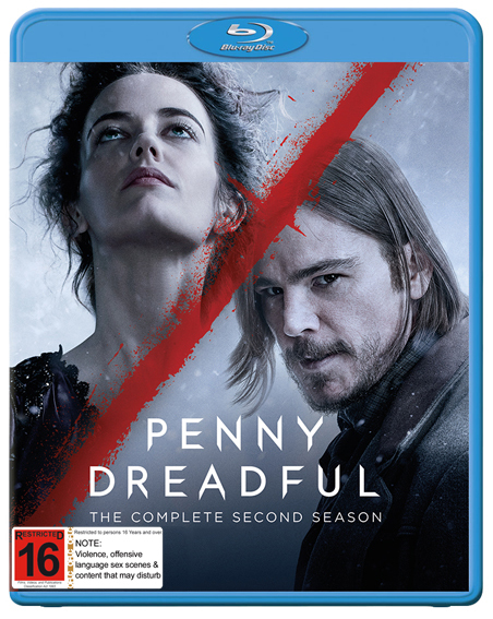 Penny Dreadful - The Complete Second Season on Blu-ray image