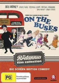 On The Buses - The Movie on DVD