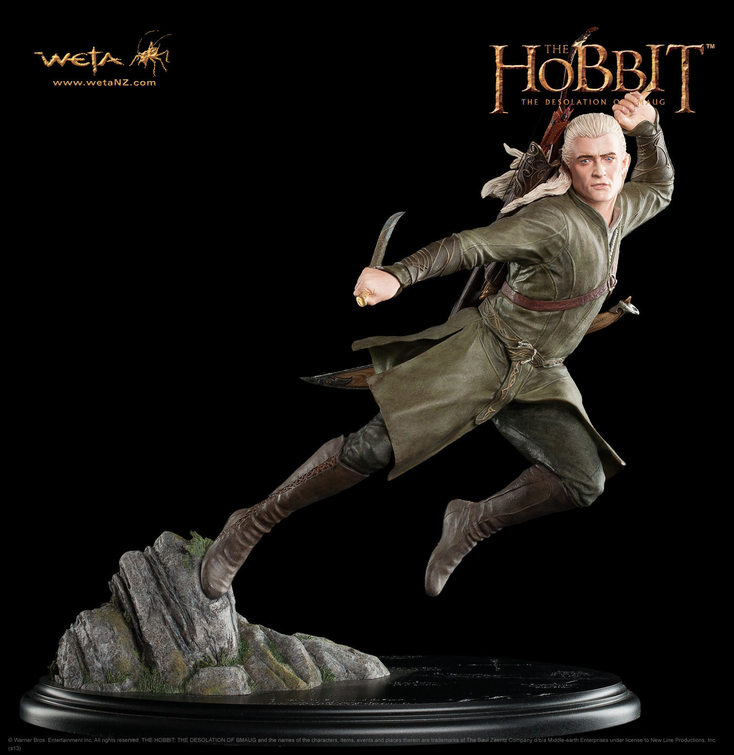 The Hobbit Legolas Greenleaf