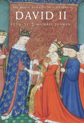 David II by Michael Penman image