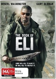 The Book of Eli on DVD