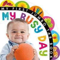 My Busy Day by Little Tiger Press