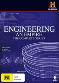 Engineering an Empire: The Complete Series on DVD