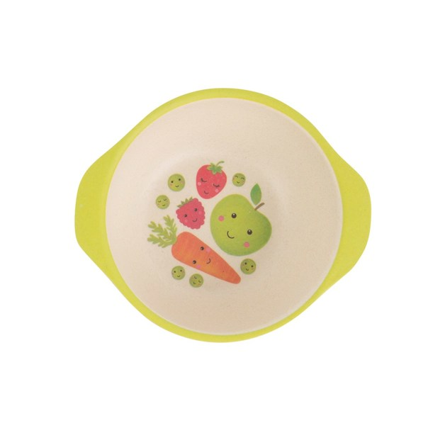 Happy Fruit & Veg Kid's Bowl