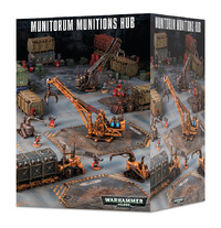 Warhammer 40,000: Sector Mechanicus Munitorum Munitions Hub