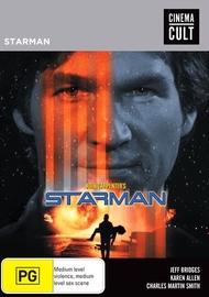Starman on DVD