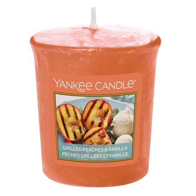 Yankee Candle: Sampler Votive - Grilled Peaches & Vanilla