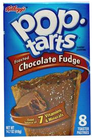 Kellogg's Pop Tarts Frosted Choc Fudge (8 Pack) image