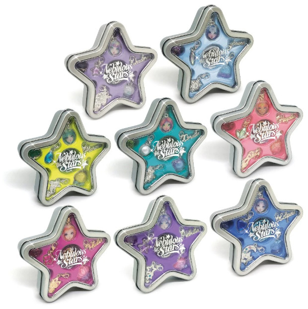 Nebulous Stars: Mini Charm Set - (Assorted Designs)