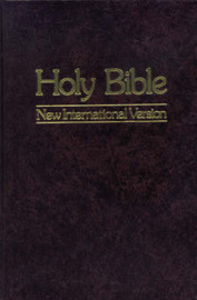 NIV Worship Bible by Zondervan Publishing