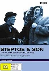 Steptoe And Son - The Complete Second Series on DVD