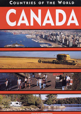 Canada by Sally Garrington