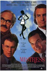 Mistress on DVD