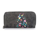 Loungefly Alice Faux Leather Zip Wallet