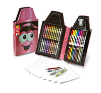 Crayola: Tip Art Case - Tickle Me Pink