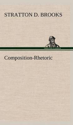 Composition-Rhetoric by Stratton D. Brooks image