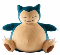 Pokemon Large Plush Snorlax (25cm)