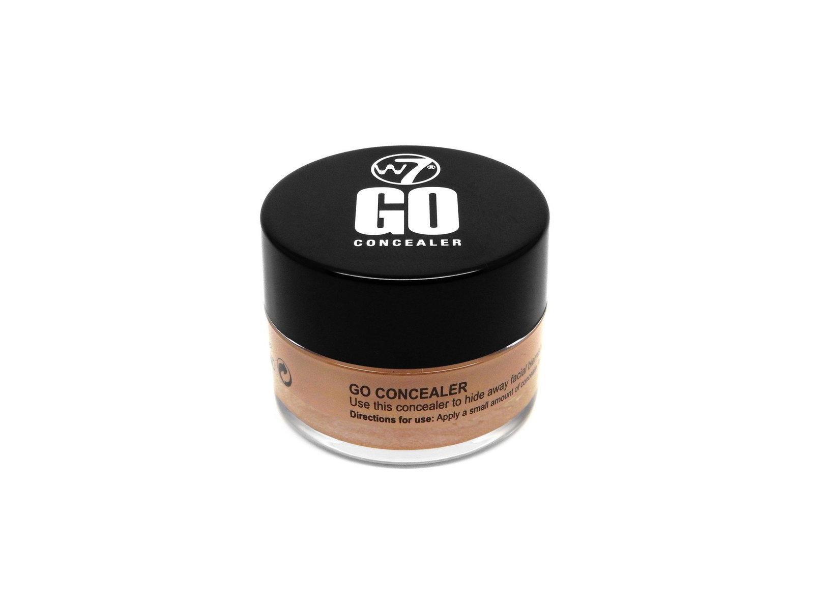 W7 Go Concealer (Medium Deep) image