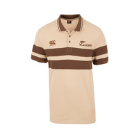 NZ Blackcaps Retro Polo - Retro Beige (Small)