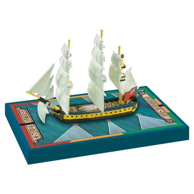 Sails of Glory - HMS Hamadryad 1797 / HMS Mahonesa