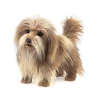 Folkmanis: Hand Puppet - Shaggy Dog