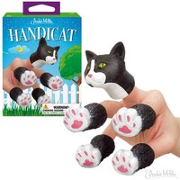 Handi-Cat Finger Puppet