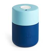 Smart Cup Coffee Cup 230ml - Navy / Light Aqua / White Coffee Cup