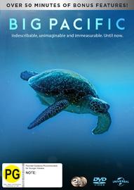 Big Pacific on DVD