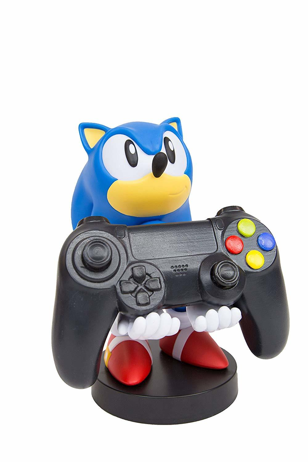 Cable Guy Controller Holder - Classic Sonic for PS4 image