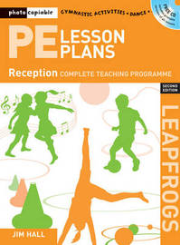 PE Lesson Plans Year R by Jim Hall