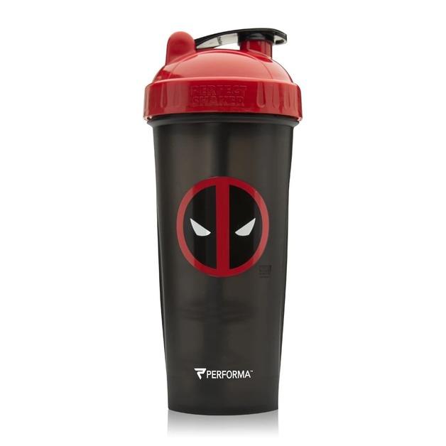 Performa: Marvel Hero Series Shaker - Deadpool (800ml)