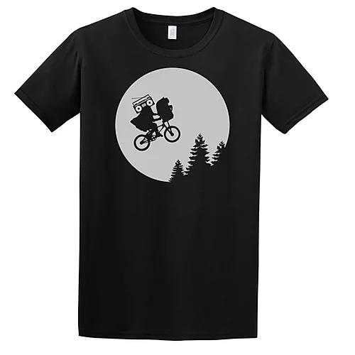 Speakerface: Terrestrial Shirt Mens - S