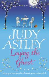 Laying the Ghost by Judy Astley image