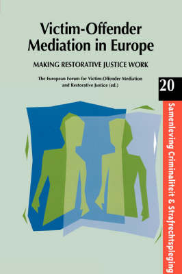 Victim-Offender Mediation in Europe image