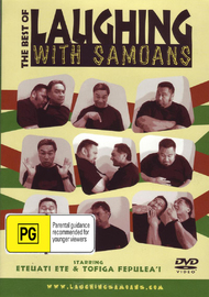 The Best of Laughing With Samoans on DVD