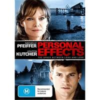 Personal Effects on DVD
