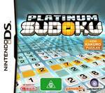 Sudoku Platinum for Nintendo DS