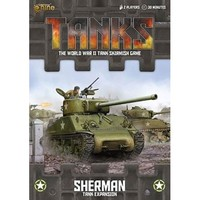 TANKS US Sherman Tank Expansion
